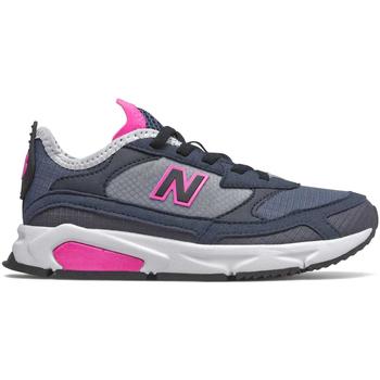 kengät Lapset Matalavartiset tennarit New Balance NBPHXRCHRT Sininen