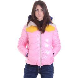 vaatteet Naiset Toppatakki Invicta 4431732/D Vaaleanpunainen