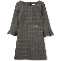 vaatteet Naiset Lyhyt mekko Liu Jo WF0294 T4523 Harmaa
