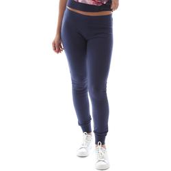 vaatteet Naiset Legginsit Key Up 5LI21 0001 Sininen