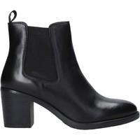 kengät Naiset Bootsit Café Noir XV126 Musta