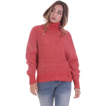 vaatteet Naiset Neulepusero Gaudi 021BD53013 Oranssi