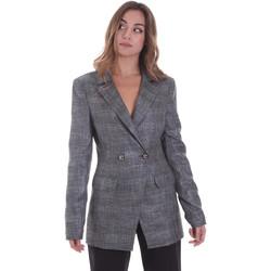 vaatteet Naiset Takit / Bleiserit Gaudi 021FD35023 Harmaa