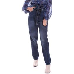 vaatteet Naiset Farkut Gaudi 021BD26039 Sininen