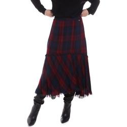vaatteet Naiset Hame Gaudi 021BD75006 Sininen