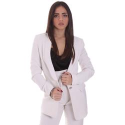 vaatteet Naiset Takit / Bleiserit Gaudi 021FD35028 Beige