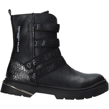 kengät Lapset Bootsit Replay GBL17 202 C0004S Musta