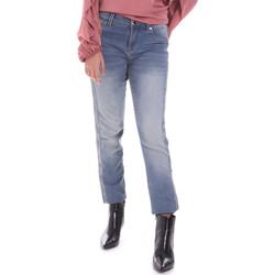 vaatteet Naiset Farkut Gaudi 021BD26015 Sininen