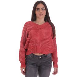 vaatteet Naiset Neulepusero Gaudi 021BD53014 Oranssi
