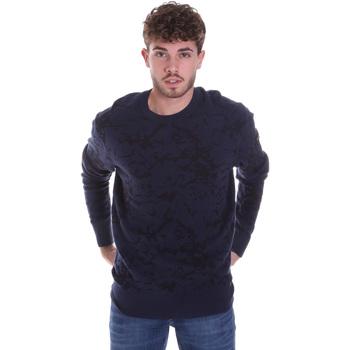 vaatteet Miehet Neulepusero Calvin Klein Jeans K10K105737 Sininen