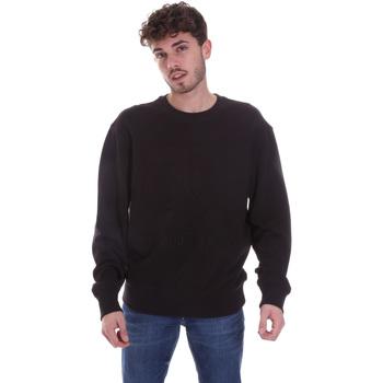 vaatteet Miehet Svetari Calvin Klein Jeans J30J315702 Musta