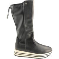 kengät Lapset Bootsit Nero Giardini I031804F Musta