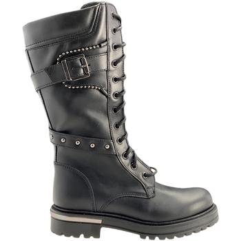 kengät Lapset Bootsit NeroGiardini I031742F Musta