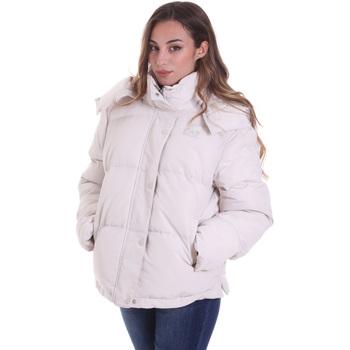 vaatteet Naiset Toppatakki Ea7 Emporio Armani 6HTB02 TN8AZ Beige