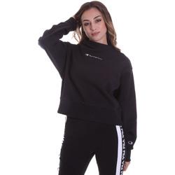 vaatteet Naiset Svetari Champion 113189 Musta