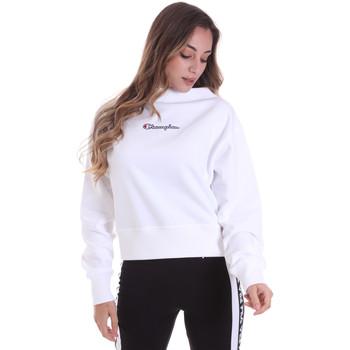 vaatteet Naiset Svetari Champion 113189 Valkoinen