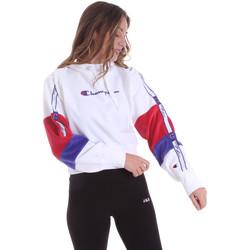 vaatteet Naiset Svetari Champion 113338 Valkoinen
