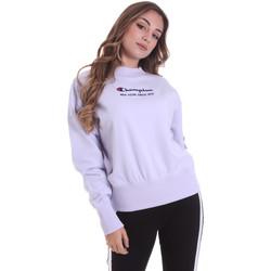 vaatteet Naiset Svetari Champion 113314 Vaaleanpunainen