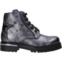 kengät Lapset Bootsit NeroGiardini I021571F Harmaa