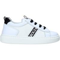 kengät Lapset Tennarit NeroGiardini I023922M Valkoinen