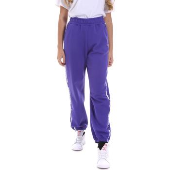 vaatteet Naiset Verryttelyhousut Champion 113342 Violetti