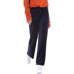 vaatteet Naiset Verryttelyhousut Fila 687958 Sininen