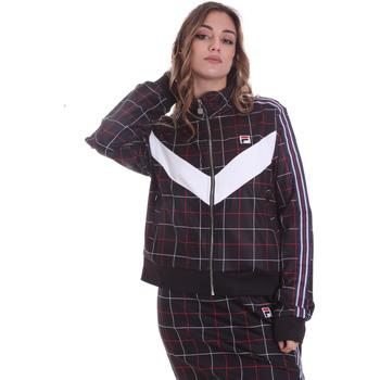 vaatteet Naiset Ulkoilutakki Fila 687850 Musta