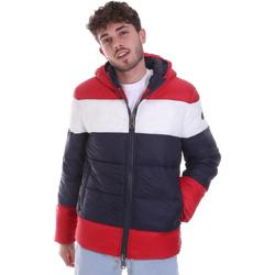 vaatteet Miehet Toppatakki Gaudi 021GU35013 Punainen