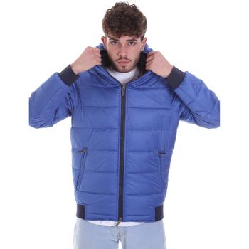 vaatteet Miehet Toppatakki Gaudi 021GU35007 Sininen