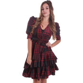 vaatteet Naiset Lyhyt mekko Liu Jo WF0303 T4587 Punainen