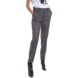 vaatteet Naiset Chino-housut / Porkkanahousut Liu Jo WF0463 T4523 Harmaa