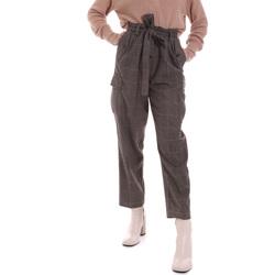 vaatteet Naiset Housut Liu Jo WF0203 T4523 Ruskea