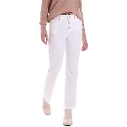 vaatteet Naiset Farkut Liu Jo WF0312 T4590 Valkoinen