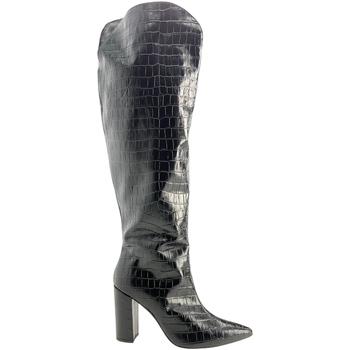 kengät Naiset Saappaat Grace Shoes 724014 Musta