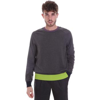 vaatteet Miehet Neulepusero Gaudi 021GU53065 Harmaa