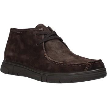 kengät Miehet Bootsit Enval 6220822 Ruskea