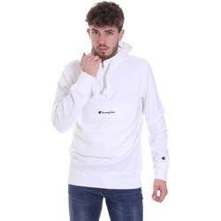 vaatteet Miehet Svetari Champion 214722 Valkoinen