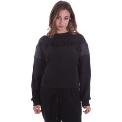 vaatteet Naiset Svetari Freddy F0WTBS1 Musta