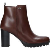 kengät Naiset Nilkkurit Valleverde 49370 Ruskea
