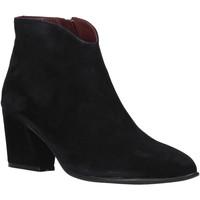 kengät Naiset Nilkkurit Bueno Shoes 20WR5102 Musta