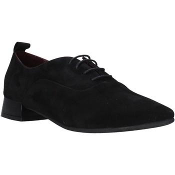 kengät Naiset Derby-kengät Bueno Shoes 20WR3003 Musta