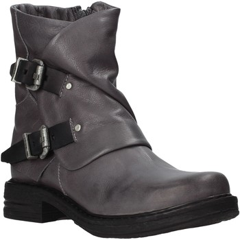 kengät Naiset Nilkkurit Bueno Shoes 8K3502 Harmaa
