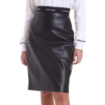 vaatteet Naiset Hame Calvin Klein Jeans K20K202486 Musta