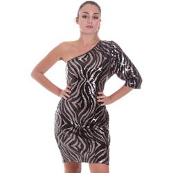 vaatteet Naiset Lyhyt mekko Liu Jo WF0228 J4033 Musta