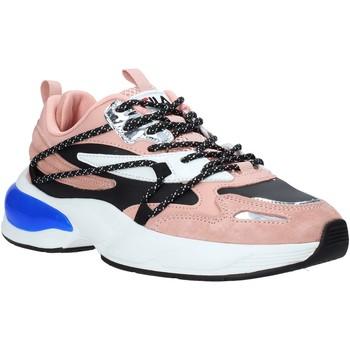 kengät Naiset Matalavartiset tennarit Fila 1011014 Vaaleanpunainen