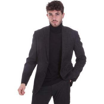 vaatteet Miehet Takit / Bleiserit Sseinse GAI651SS Harmaa