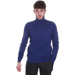 vaatteet Miehet Neulepusero Sseinse MI1671SS Sininen