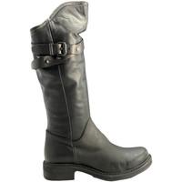 kengät Naiset Bootsit Bueno Shoes 8M1107 Musta