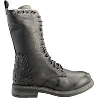 kengät Naiset Bootsit Bueno Shoes 9M1702 Musta