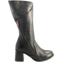 kengät Naiset Bootsit Bueno Shoes 20WP1406 Musta